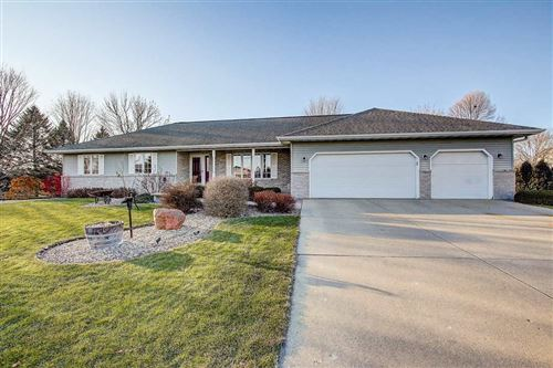 Photo of 3996 Empire Dr, DeForest, WI 53532 (MLS # 1873348)