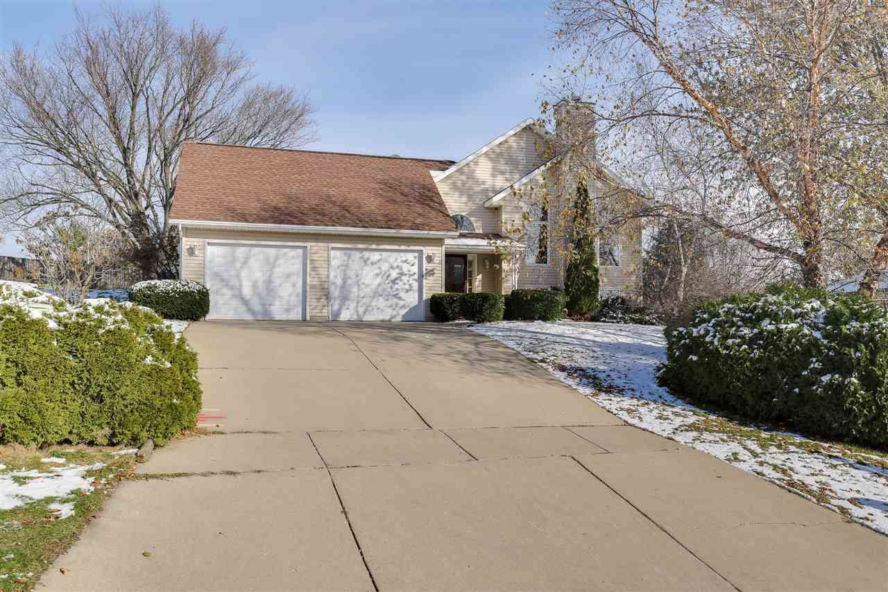 5708 Claredon Dr, Fitchburg, WI 53711 - #: 1873353