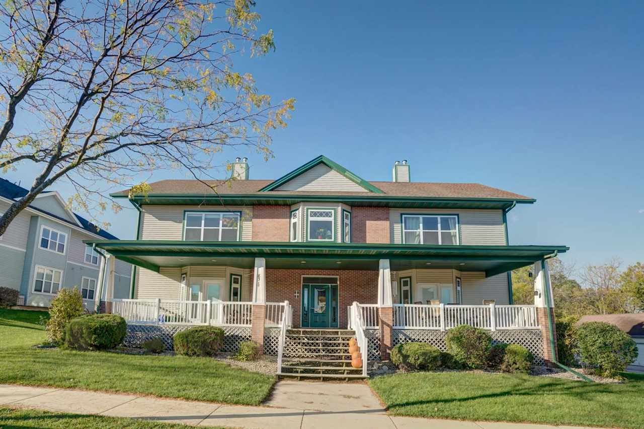 8317 Mansion Hill Ave #4, Madison, WI 53719 - #: 1895353