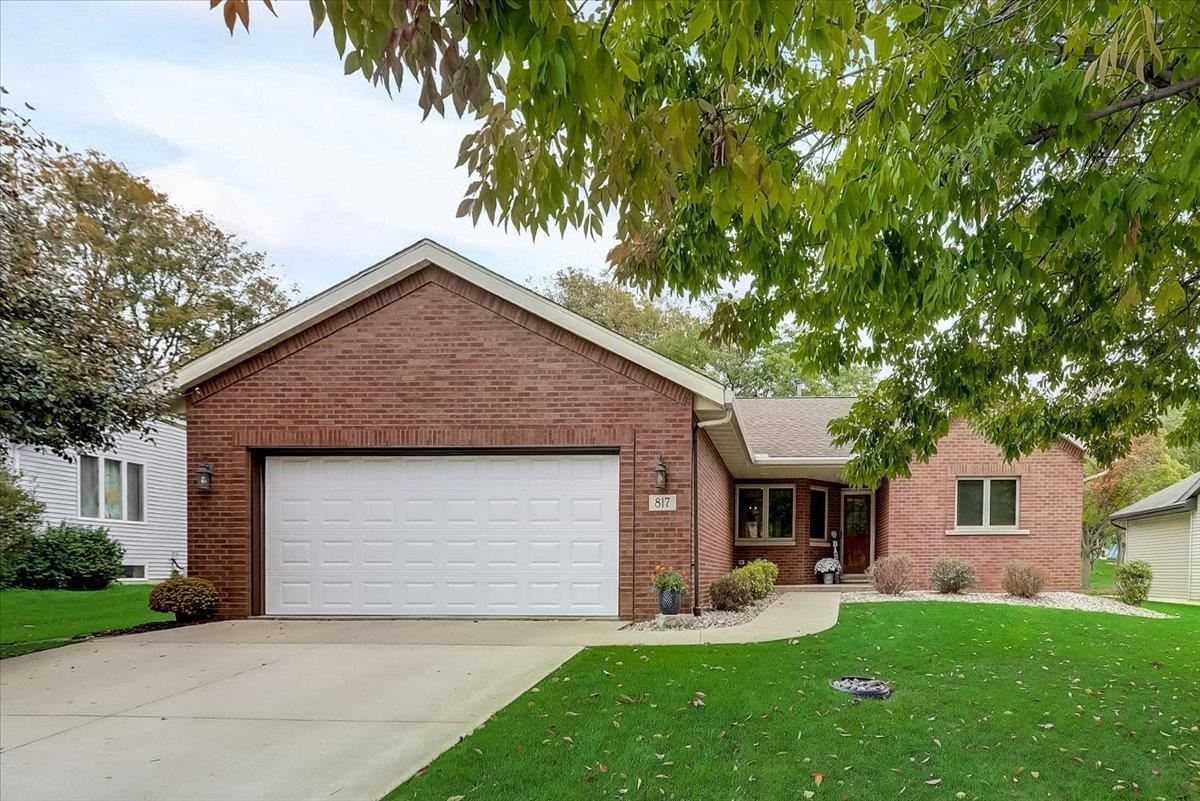 Photo for 817 N Division St, Waunakee, WI 53597 (MLS # 1921353)