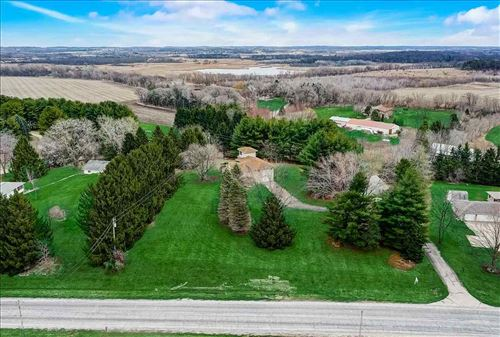 Photo of 5974 River Rd, Waunakee, WI 53597 (MLS # 1902358)