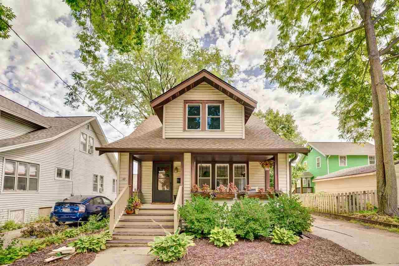 149 Corry St, Madison, WI 53704 - #: 1893358