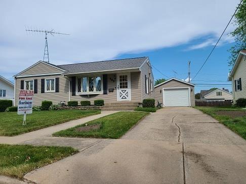 609 Carrington St, Waupun, WI 53963 - #: 1911358