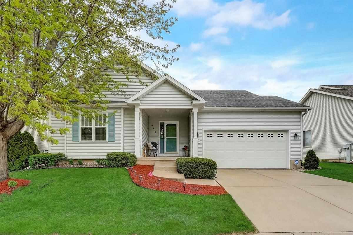 6929 Mill Bluff Dr, Madison, WI 53718 - #: 1908363