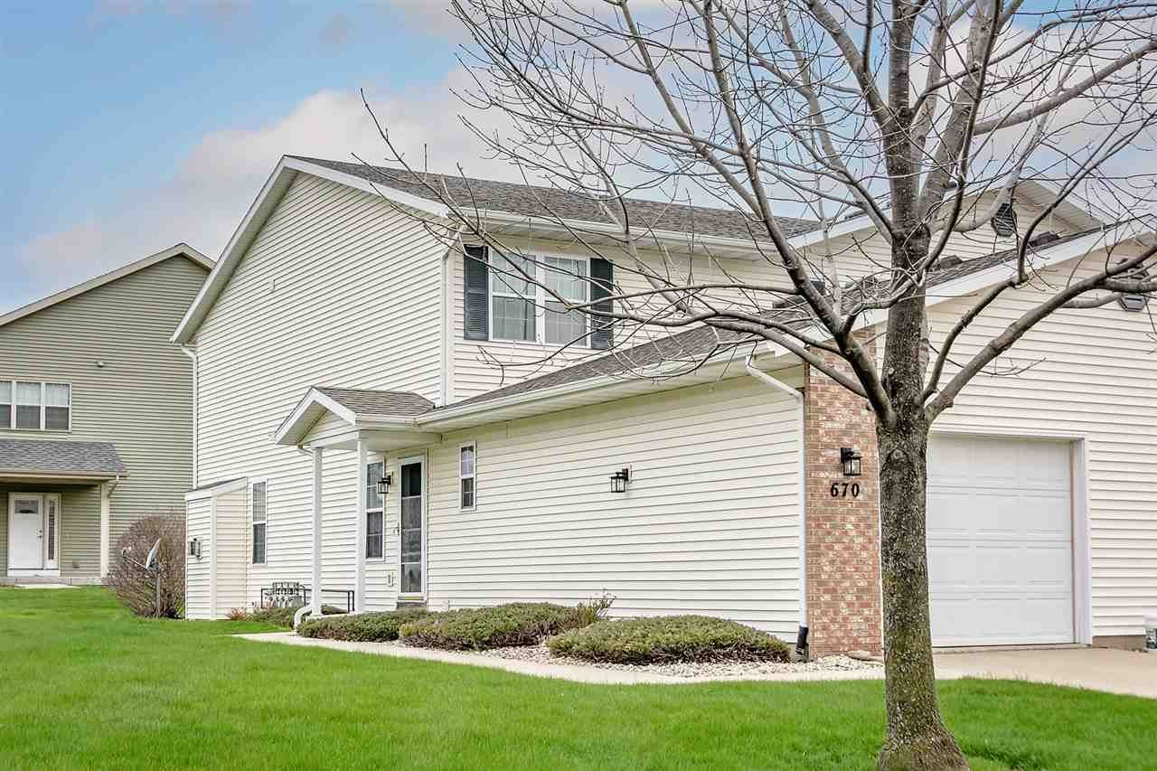 670 Warner St, Columbus, WI 53925 - #: 1906366