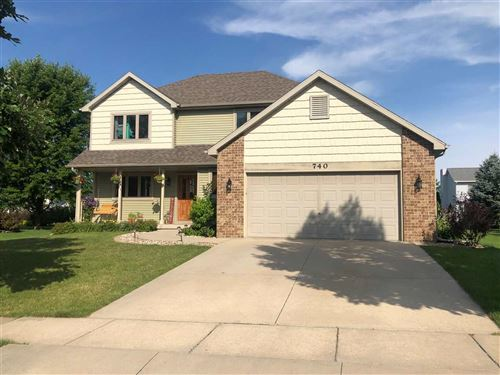Photo of 740 Valley View Dr, Stoughton, WI 53589 (MLS # 1888368)