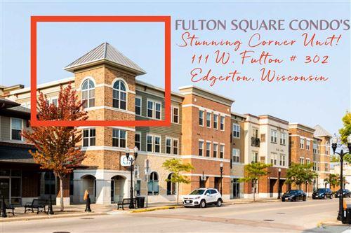 Photo of 111 W Fulton St #302, Edgerton, WI 53534 (MLS # 1894369)