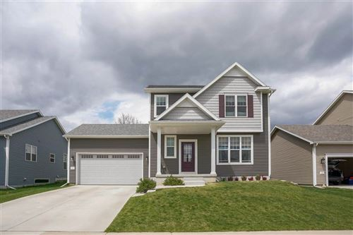 Photo of 113 Crooked Tree Cir, DeForest, WI 53532 (MLS # 1908369)