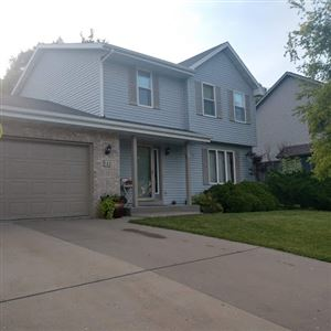 Photo of 141 Eager Ct, Evansville, WI 53536 (MLS # 1862372)