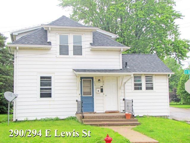 290-294 E Lewis St, Platteville, WI 53818-0000 - #: 1876374
