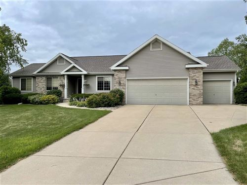 Photo of 512 Island Dr, DeForest, WI 53532 (MLS # 1914377)
