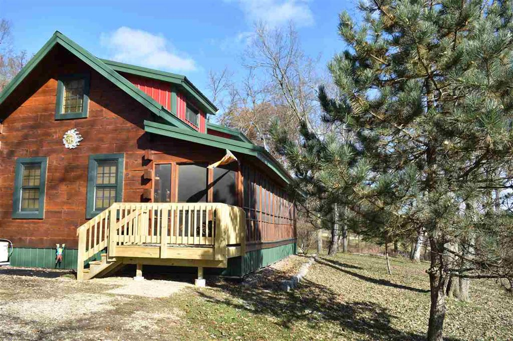 12105 River Rd, Soldiers Grove, WI 54655 - #: 1872388