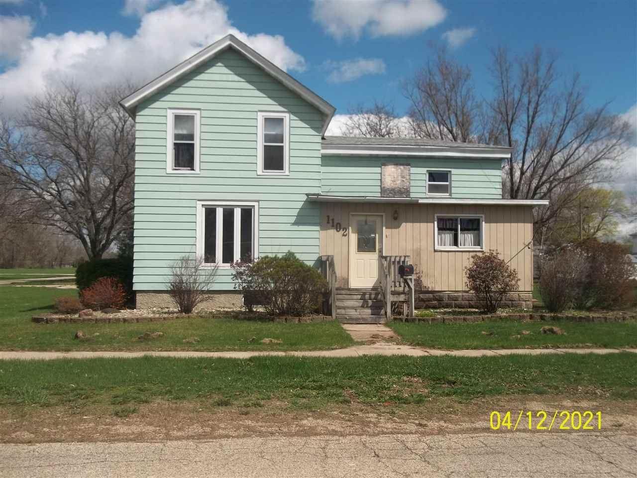 1102 E 5th Ave, Brodhead, WI 53520 - #: 1910388
