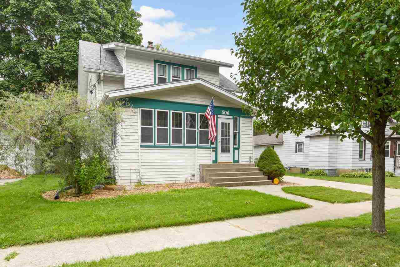 506 Grant St, Fort Atkinson, WI 53538 - #: 1915396