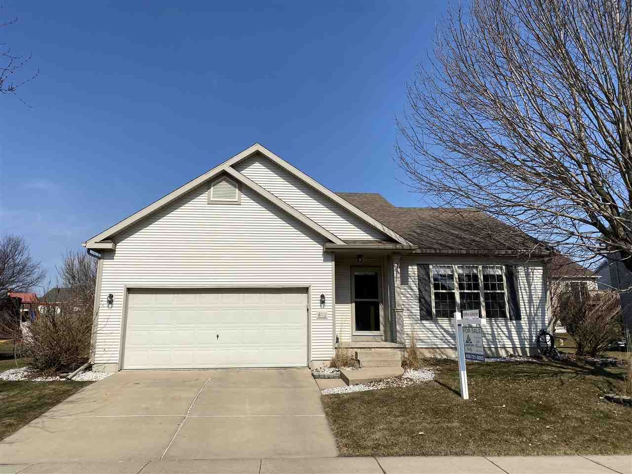 6922 Mill Bluff Dr, Madison, WI 53704 - #: 1875402