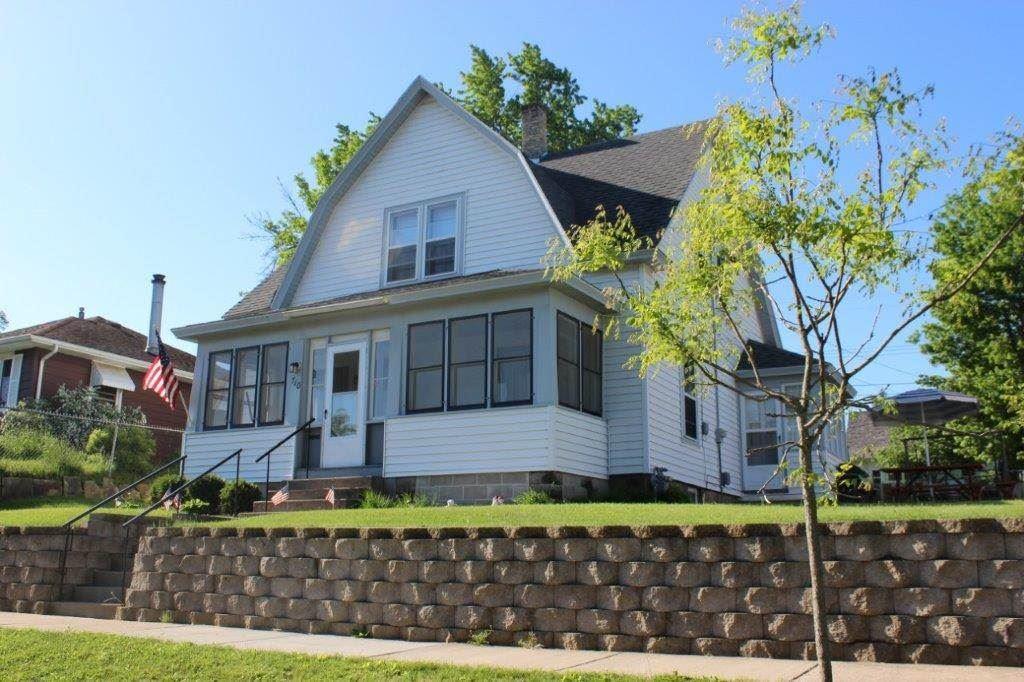 710 W Carroll St, Portage, WI 53901 - #: 1879406
