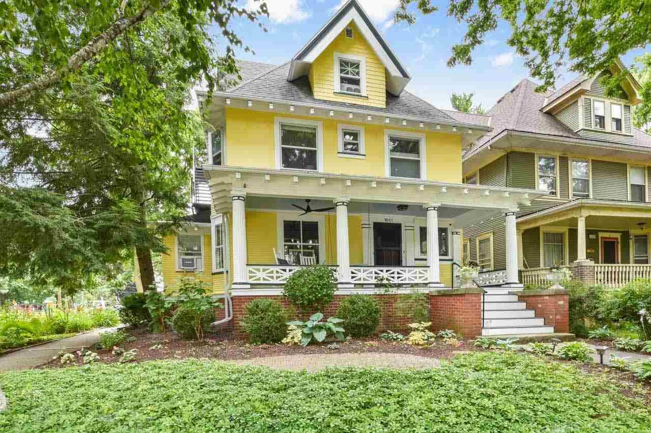1051 Spaight St, Madison, WI 53703 - #: 1915408