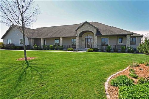 Photo of 6085 Purcell Rd, Oregon, WI 53575 (MLS # 1879410)
