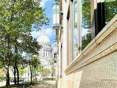 Photo of 123 W Washington Ave #604, Madison, WI 53703 (MLS # 1909411)