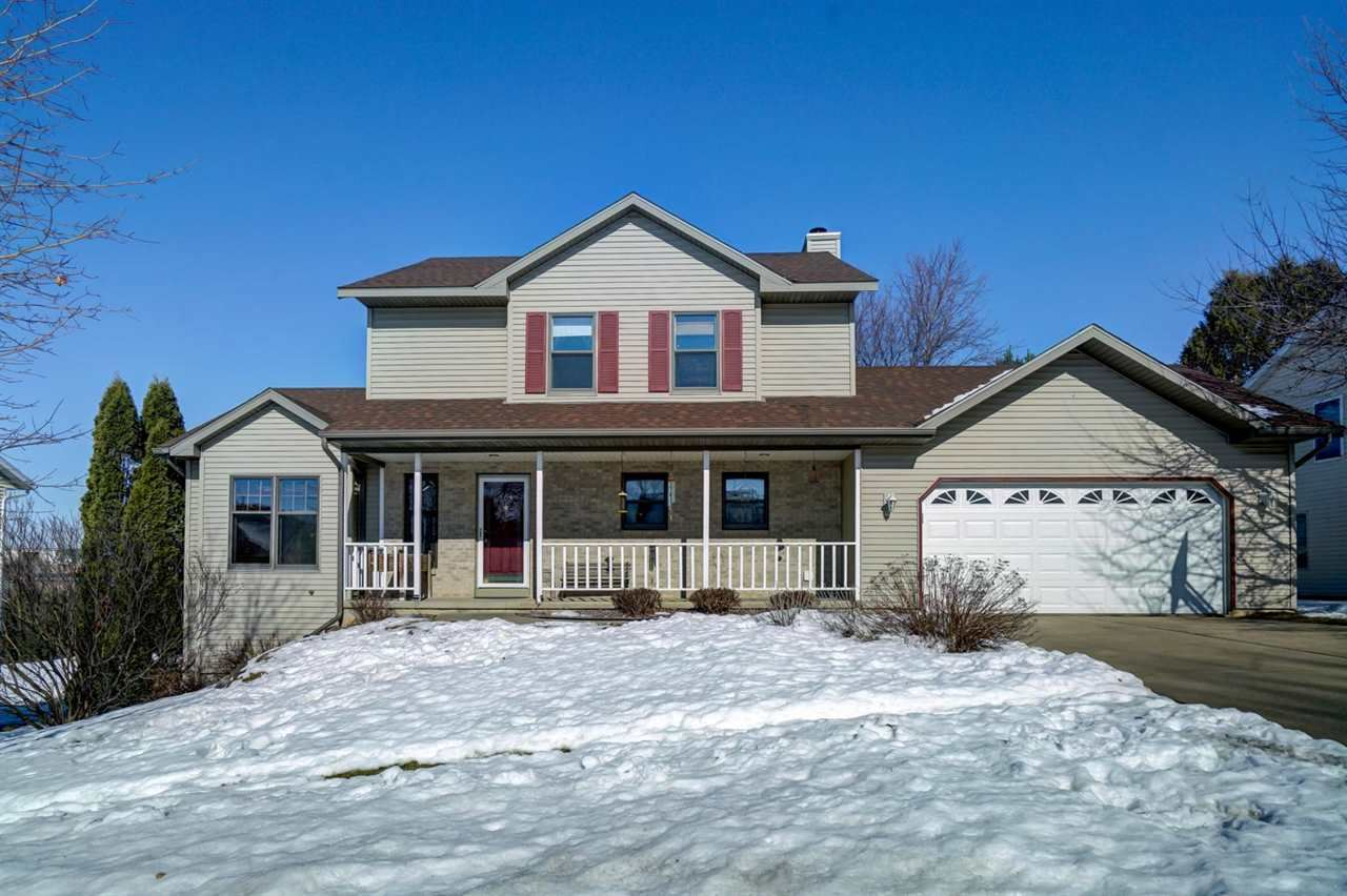 309 Meadow View Rd, Mount Horeb, WI 53572 - #: 1876414