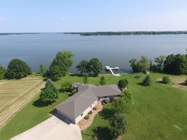 W10701 Lake Dr, Fox Lake, WI 53933-0000 - #: 1911414