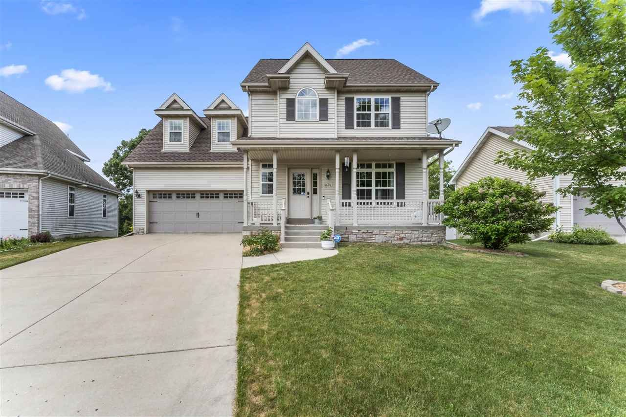 4134 Westerfield Ln, Madison, WI 53704 - #: 1912416