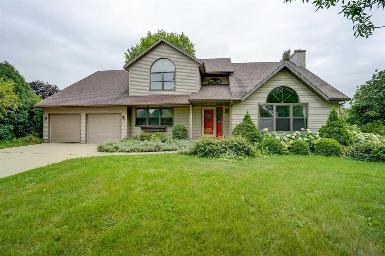 885 Sunnyview Ln, Sun Prairie, WI 53590 - #: 1914416