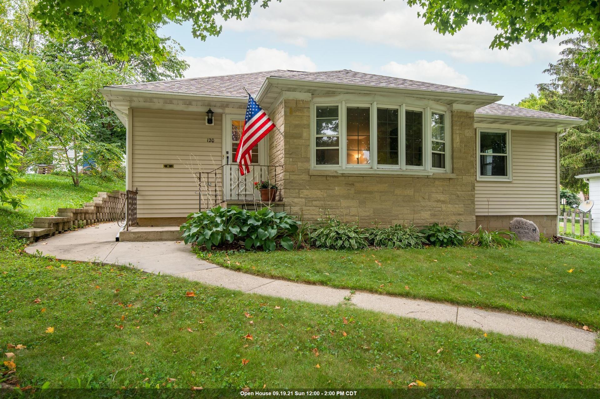 120 S FINCH STREET, Horicon, WI 53032 - #: 377420