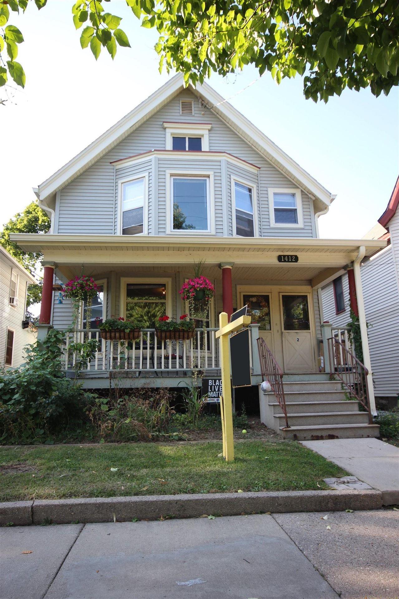 Photo for 1412 Jenifer St, Madison, WI 53703 (MLS # 1919423)