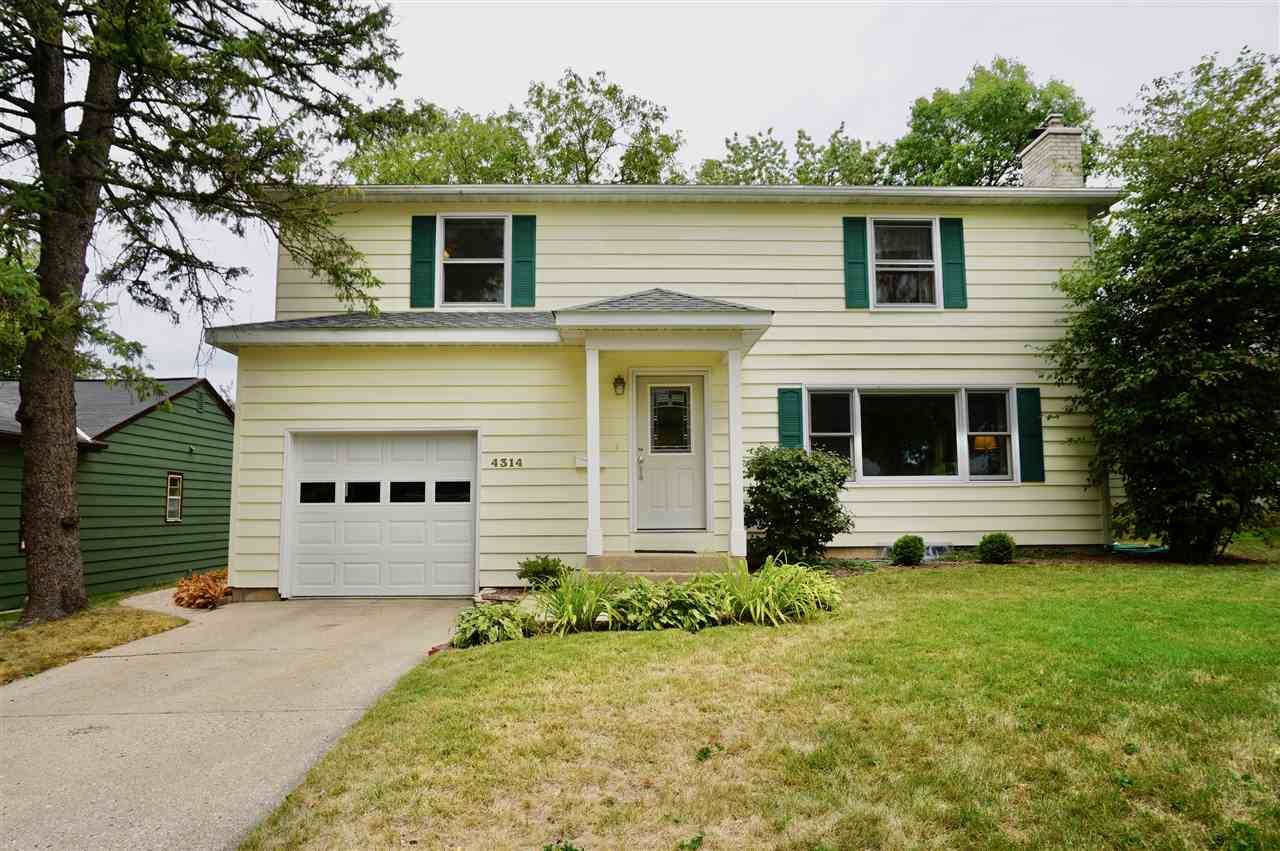 4314 Critchell Terr, Madison, WI 53711 - #: 1892424