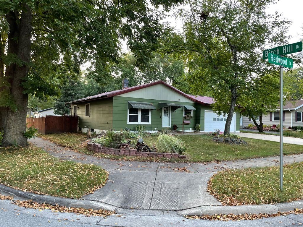 1814 Redwood Ln, Madison, WI 53711 - #: 1919426