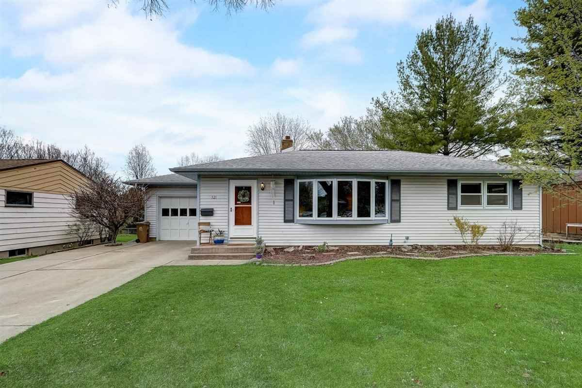 521 Orchard Dr, Madison, WI 53711 - #: 1906428