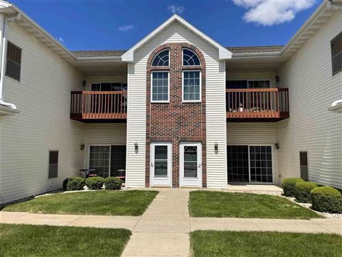 Photo of 1612 Commonwealth Dr #5, Fort Atkinson, WI 53538 (MLS # 375434)