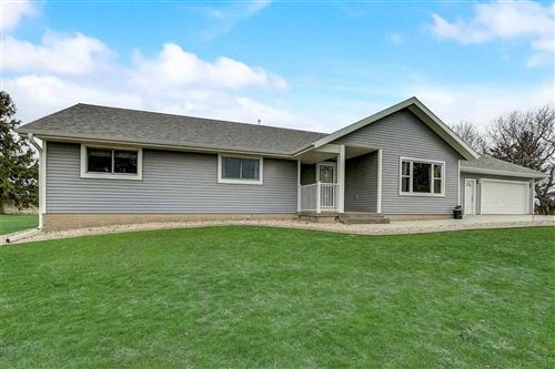 Photo of 7648 Grinde Rd, DeForest, WI 53532 (MLS # 1899435)