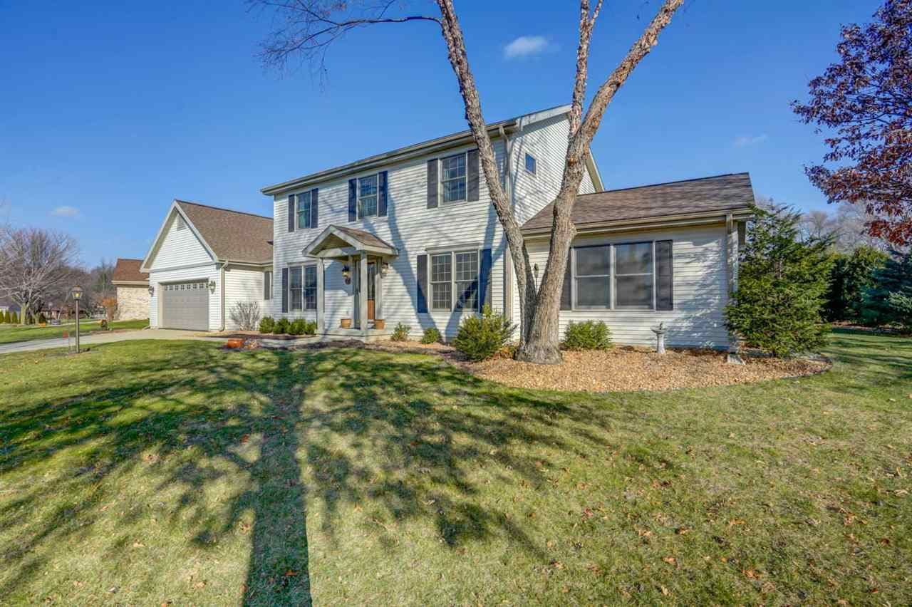 507 Riverview Ct, De Forest, WI 53532 - #: 1898436