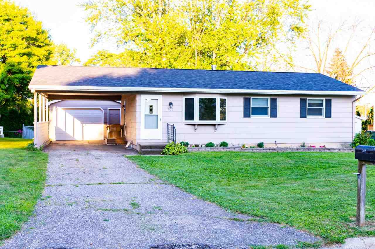 707 Pulley Dr, Madison, WI 53714-1716 - #: 1890438