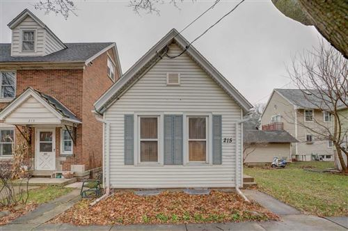 Photo of 215 & 215-1/2 S Randall Ave, Madison, WI 53715 (MLS # 1881443)