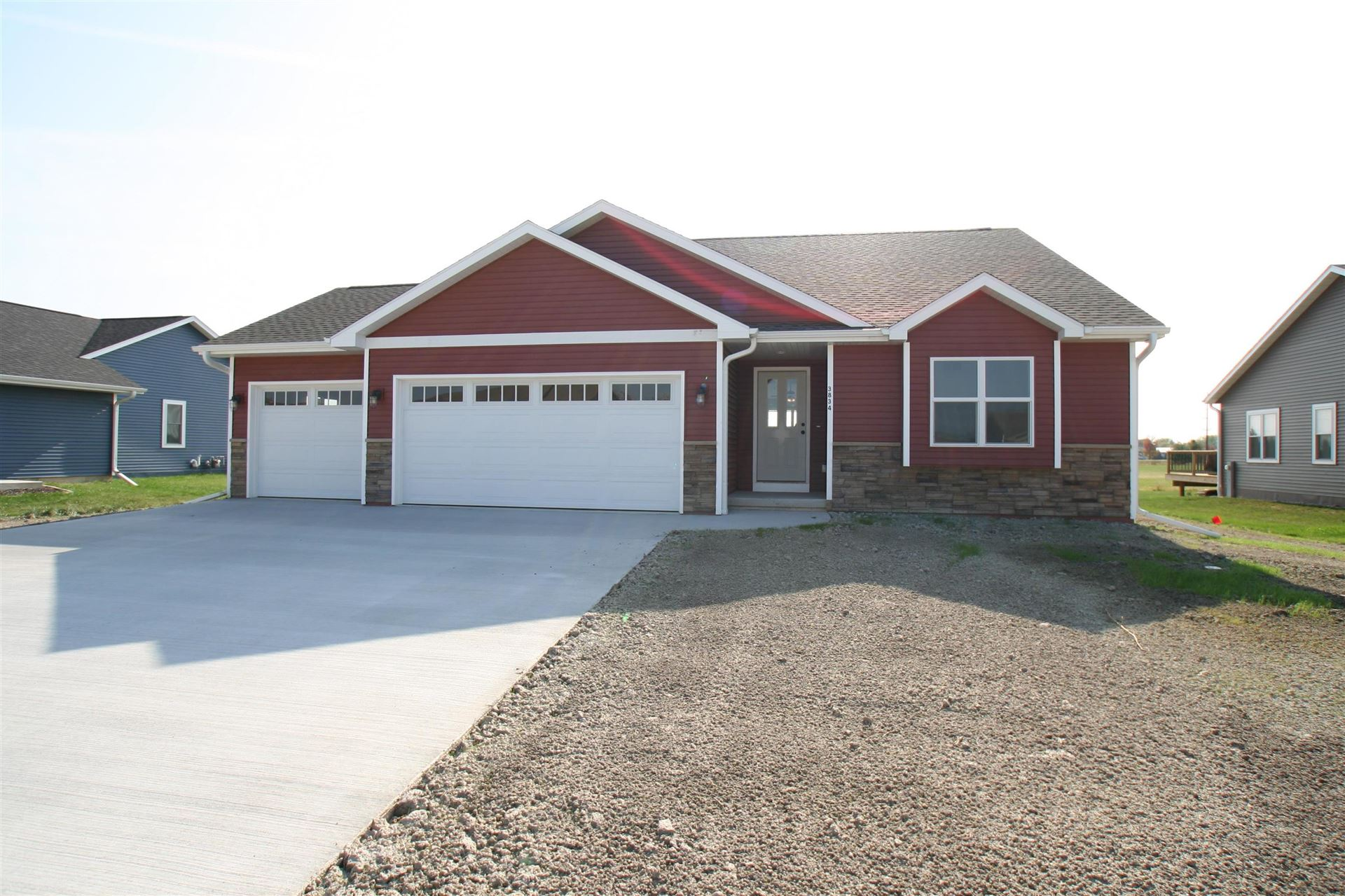 3834 Lucey St, Janesville, WI 53546 - #: 1921450