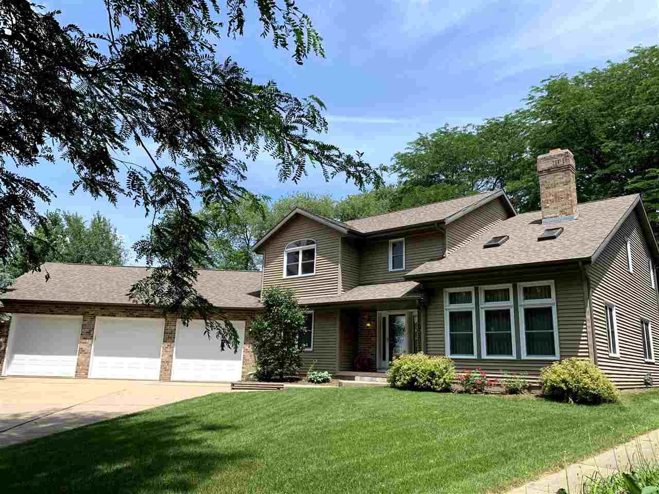 14 Forest Dale Ct, Madison, WI 53704-2848 - #: 1887451