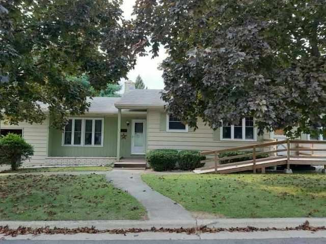 307 S 5th Ave, Albany, WI 53502 - #: 1894451