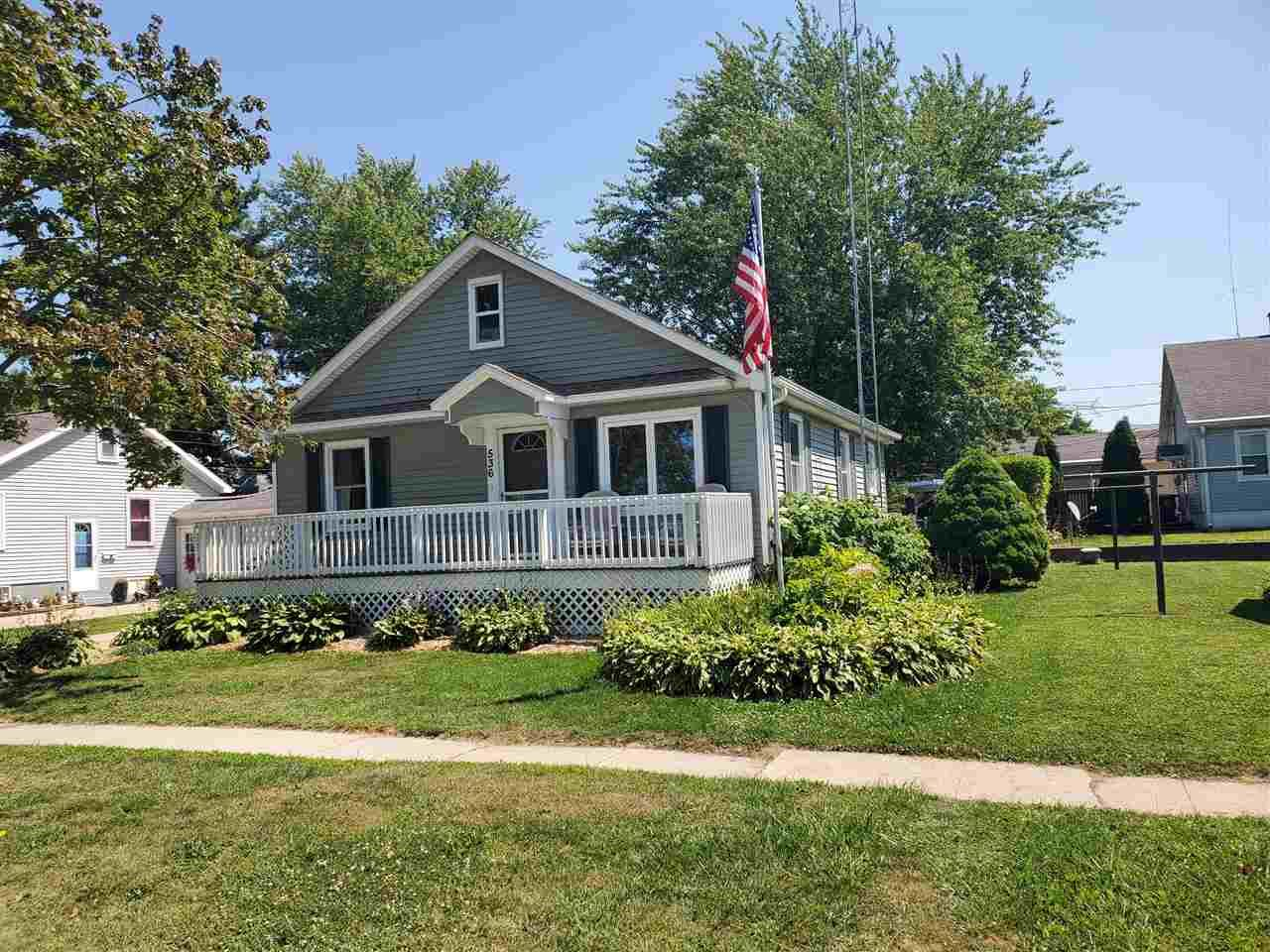 536 19th Ave, Monroe, WI 53566 - #: 1890456