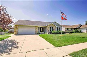Photo of 604 GREENFIELD DR, DeForest, WI 53532 (MLS # 1862462)