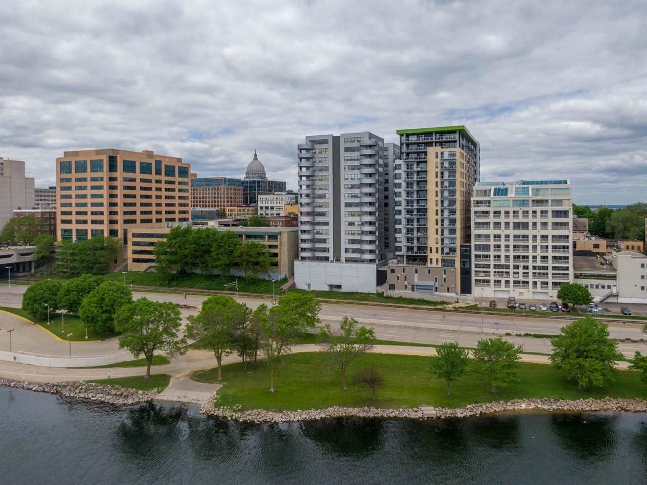 Photo for 137 E Wilson St #512, Madison, WI 53703 (MLS # 1907470)