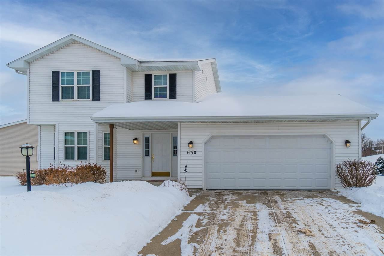 630 Parkside Ave, Baraboo, WI 53913 - #: 1902473