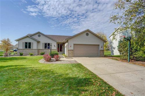 Photo of 608 Greenfield Dr, DeForest, WI 53532 (MLS # 1896477)