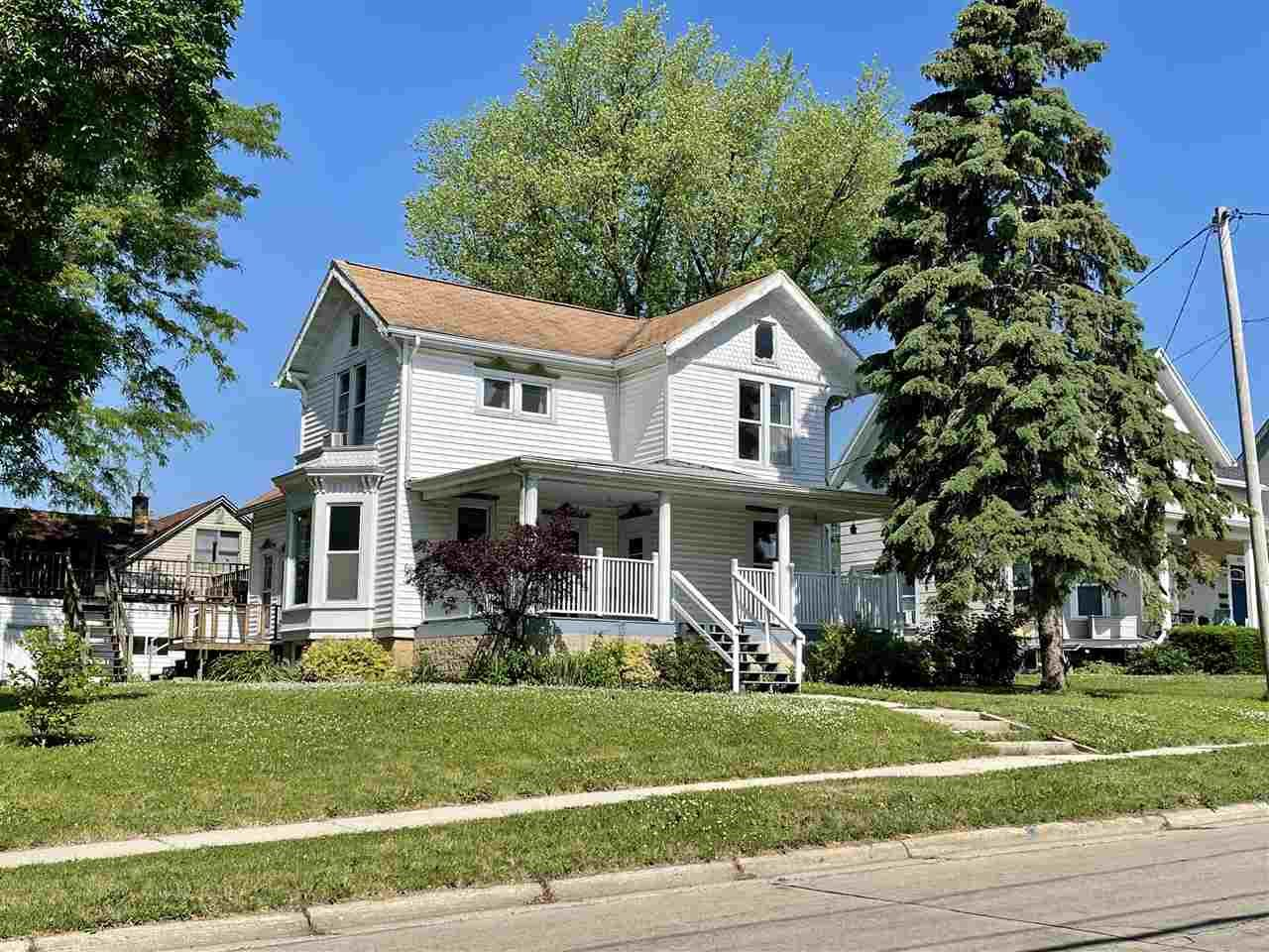 1123 13th Ave, Monroe, WI 53566 - #: 1911479