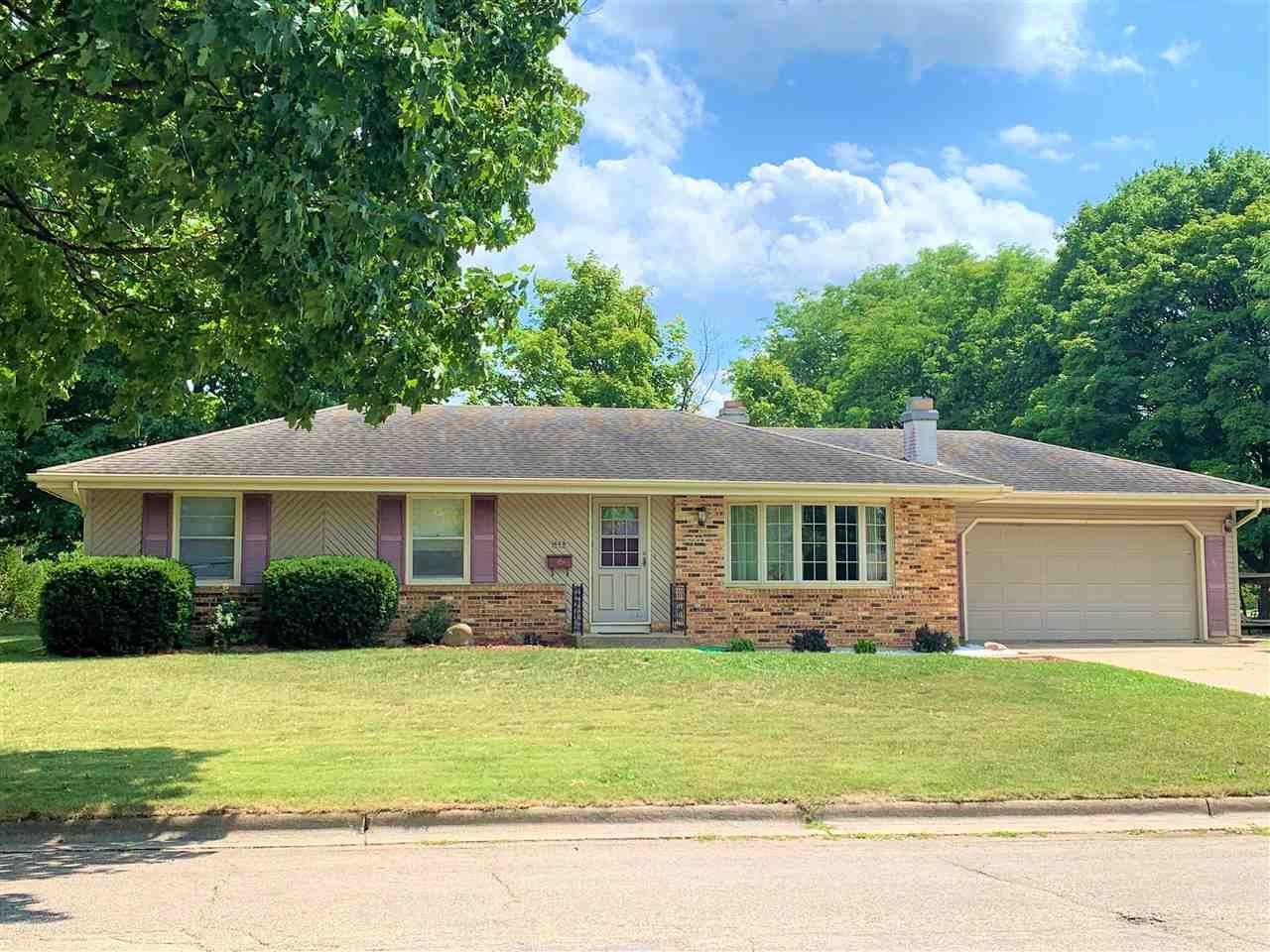 449 Badger Drive, Evansville, WI 53536 - #: 1916480