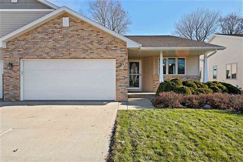 Photo of 5831 Holscher Rd, McFarland, WI 53558 (MLS # 1873483)