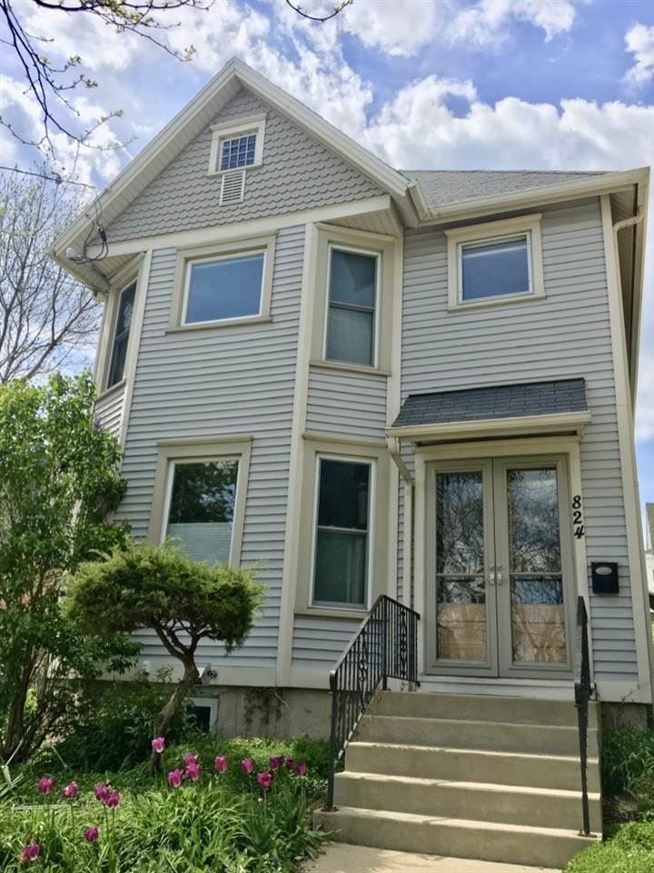 824 Spaight St, Madison, WI 53703 - MLS#: 1857489
