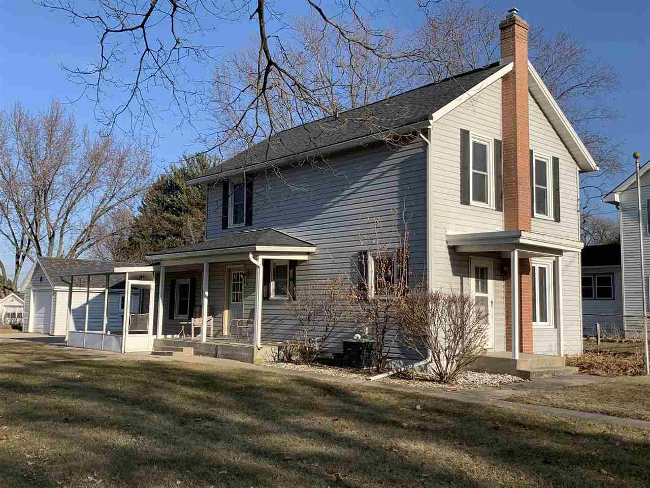 432 W Madison Ave, Milton, WI 53563 - #: 1874492